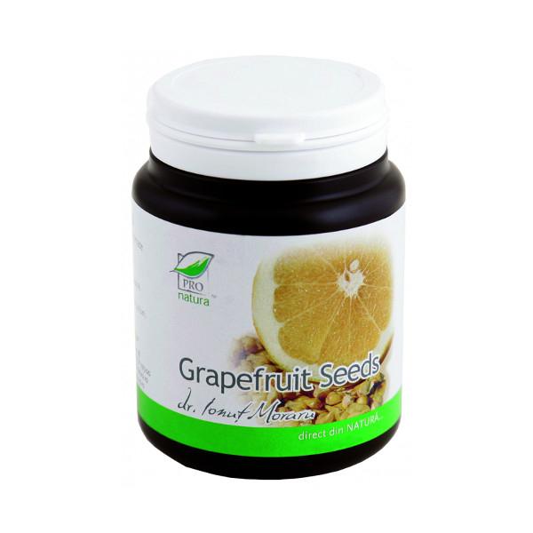 Grapefruit Seeds, 60 comprimate, Medica 0