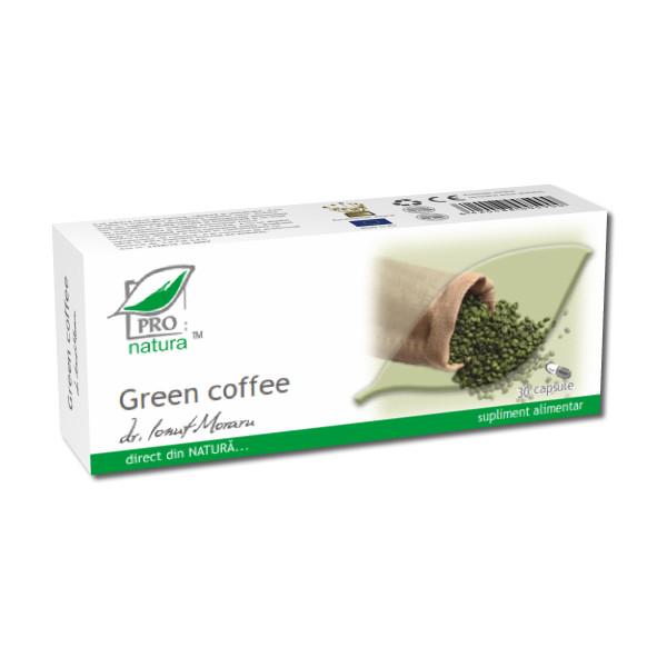 Green Coffee, 30 capsule, Medica 0