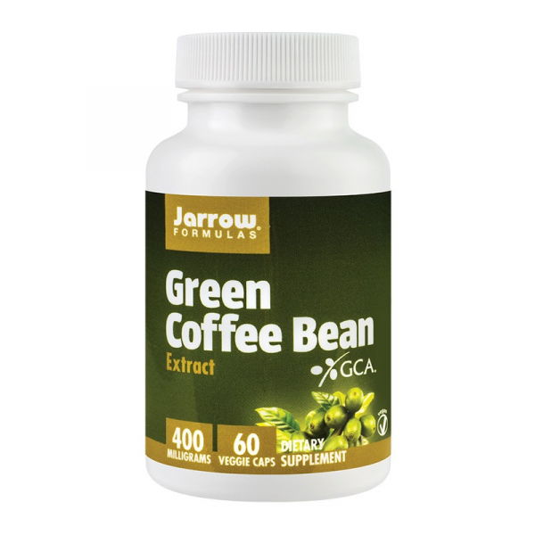 Green Coffee Bean 400mg Jarrow Formulas, 60 capsule, Secom 0