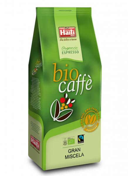 Cafea BIO Boabe,Caffe' Haiti Roma, Granmiscela-1 kg 0