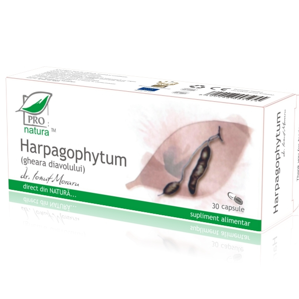 Harpagophytum, 30 capsule, Medica [0]