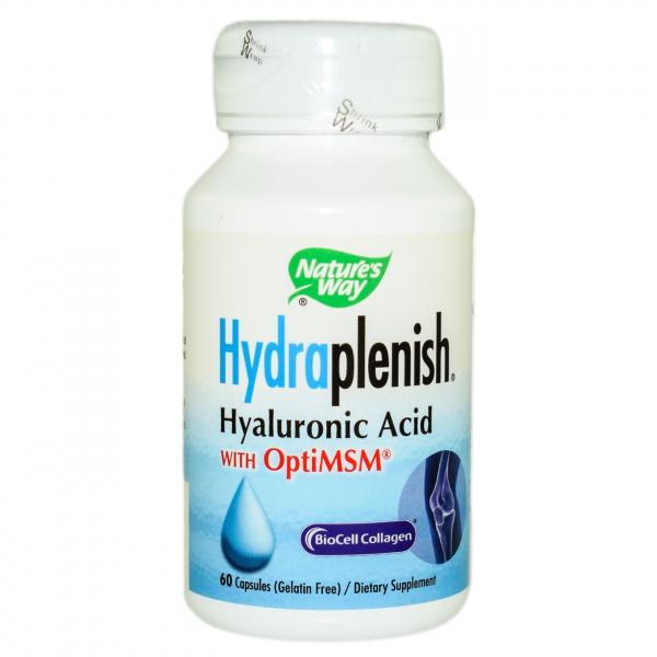 Hydraplenish Plus MSM Nature's Way, 60 capsule, Secom 0