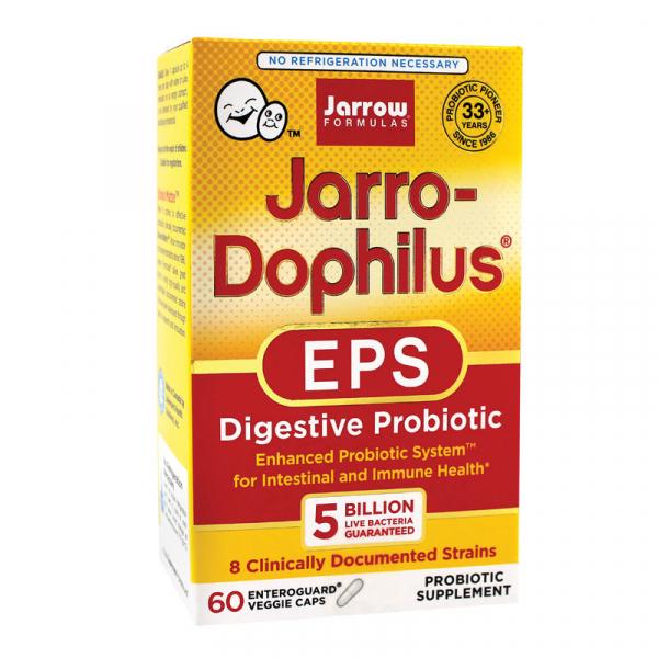 Jarro-dophilus eps 60cps SECOM 0