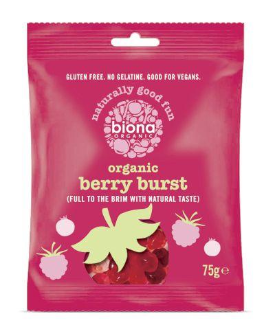 Jeleuri berry burst bio 75g 0