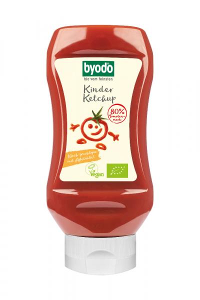 Ketchup bio pentru copii cu 80% tomate [0]