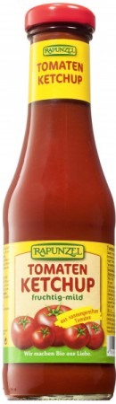 Ketchup de tomate bio 0
