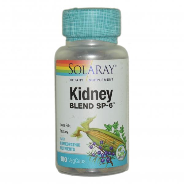 Kidney Blend Solaray, 100 capsule, Secom 0