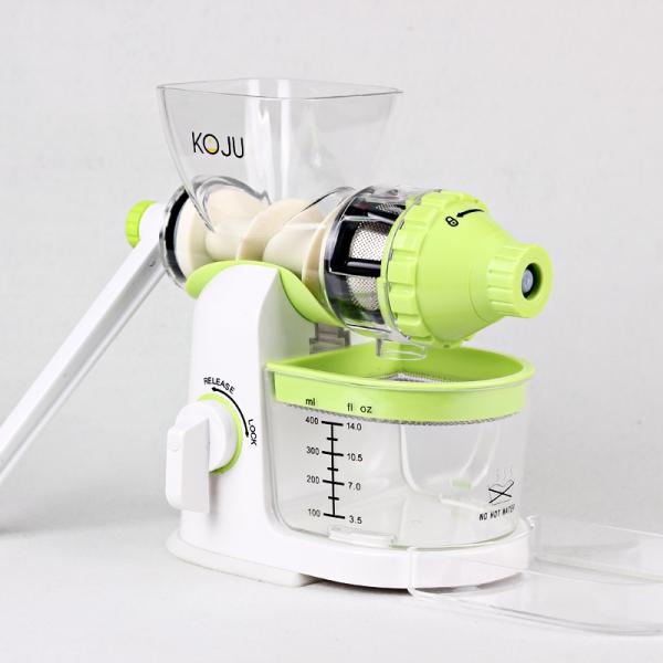 KOJuicer storcator manual BPA free 0