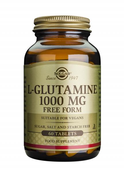 L-Glutamina 1000mg 60tb Solgar 0