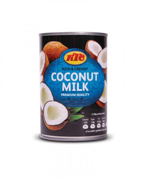 Lapte de cocos, 400 ml, Herbavit 0