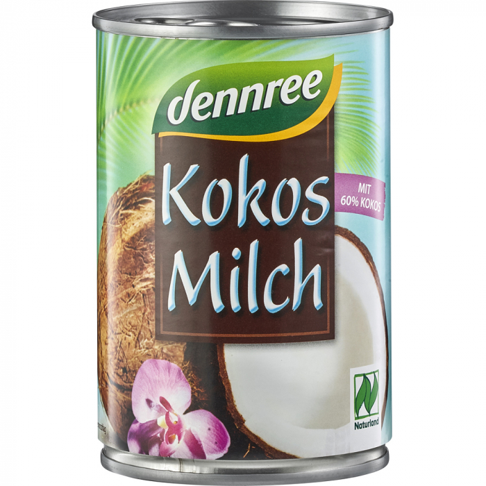Lapte de cocos BIO 60% [0]