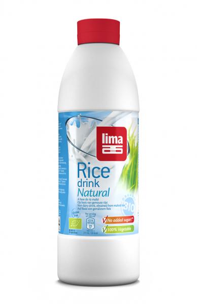 Lapte de orez Natural bio 1L 0