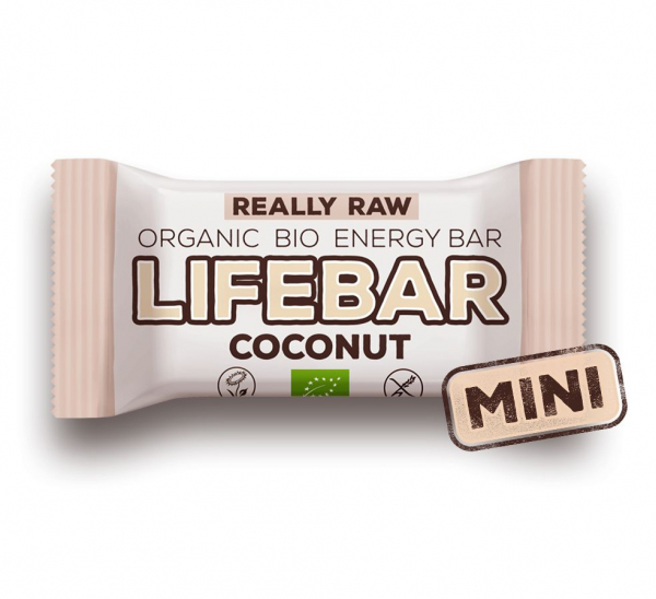 Lifebar baton cu nuca de cocos raw bio 25g 0