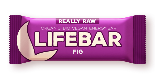 Lifebar baton cu smochine raw bio 47g 0