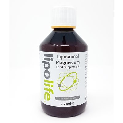 Lipolife - Magneziu lipozomal 250ml 0