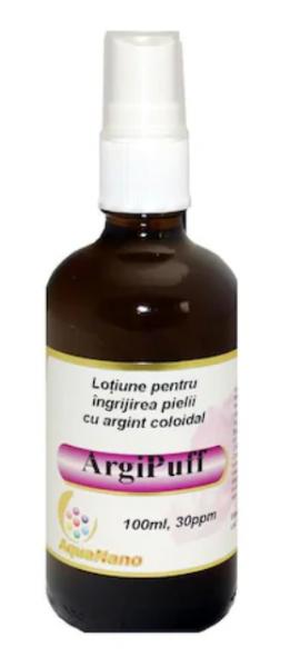 Lotiune Fata ArgiPuff Spray 30ppm 100ml Aghoras Invent 0