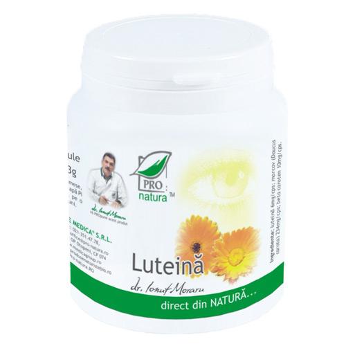 Luteina, 200 capsule, Medica 0