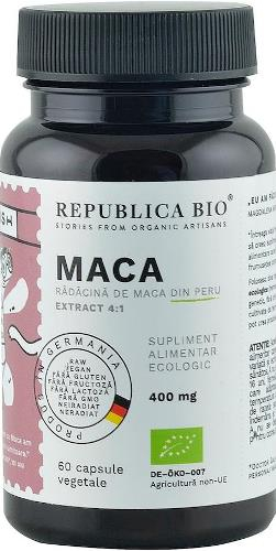 Maca bio extract 4:1 60 capsule [0]