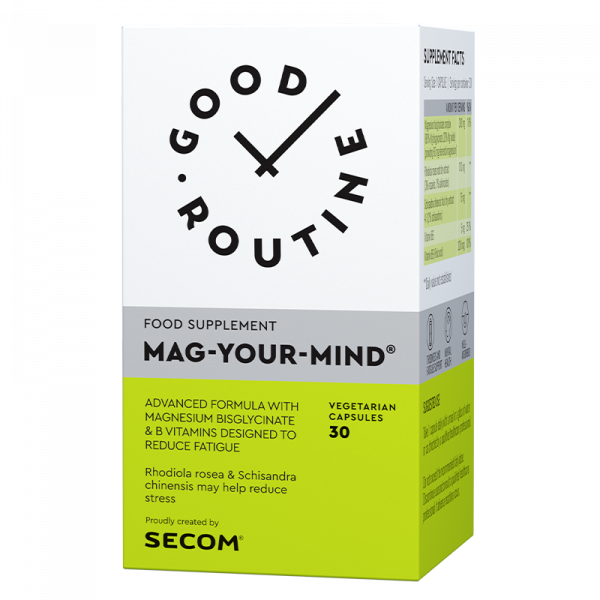 Mag-your-mind, 30 capsule, SECOM GOOD ROUTINE 0