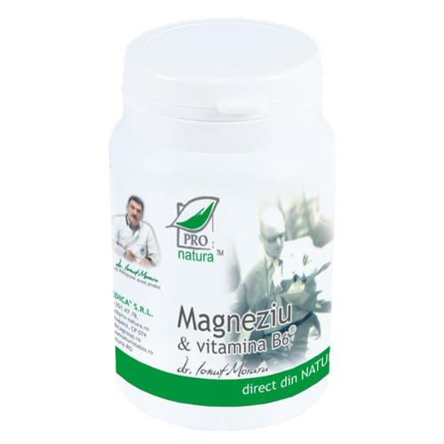 Magneziu cu vitamina B6 0