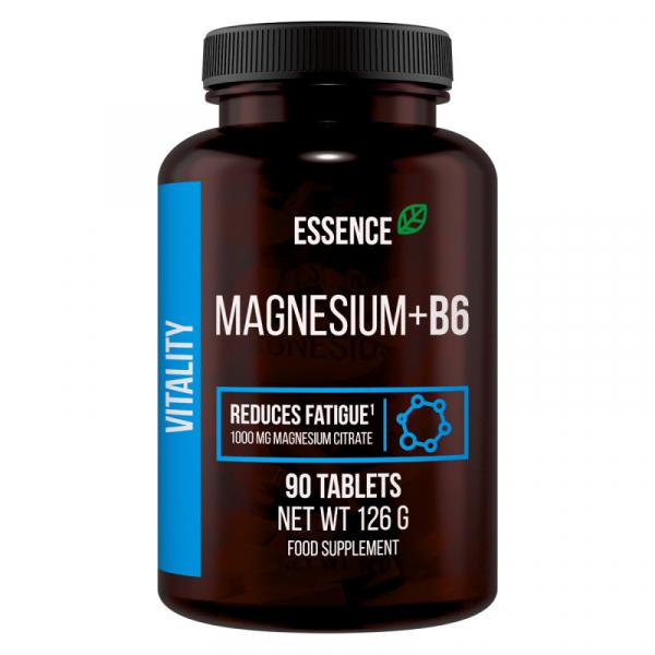 Magneziu + vitamina b6, 90tablete, Essence 0