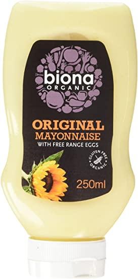 Maioneza Original eco 250ml Biona 0