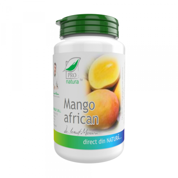 Mango african, 60 capsule, Medica 0