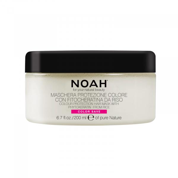 Masca pentru protectia culorii (2.4), Noah, 200 ml 0