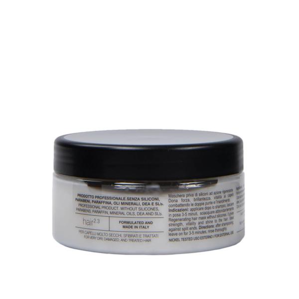 Masca regeneranta cu ulei de argan pentru par foarte uscat(2.3), Noah, 500 ml 1