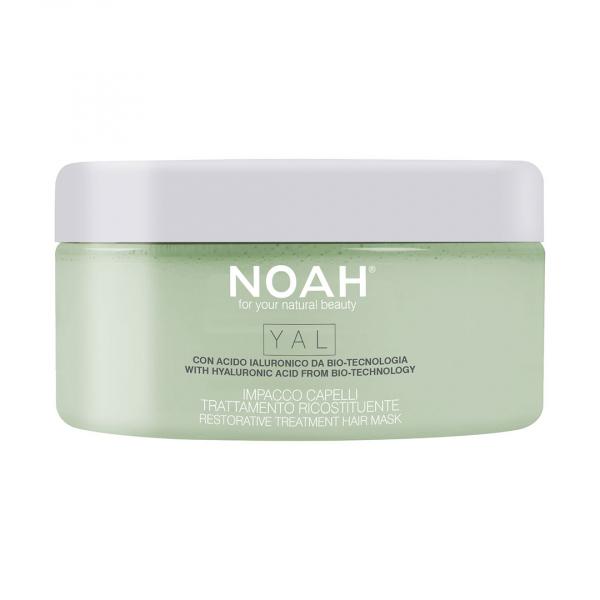 Masca tratament pentru par cu acid hialuronic pentru regenerare - Yal, Noah, 200 ml [0]