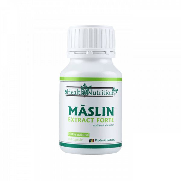 Maslin Extract Forte 100% natural, 180 capsule 0