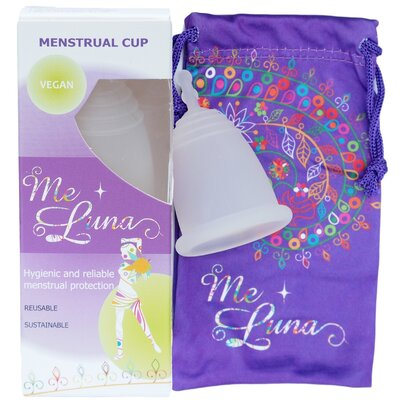 ME LUNA - CUPA MENSTRUALA - MARIMEA S 0