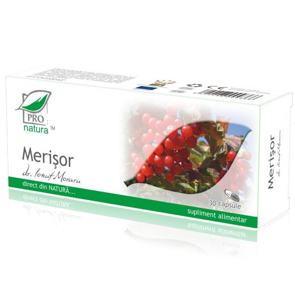 Merisor, 30 capsule, Medica 0