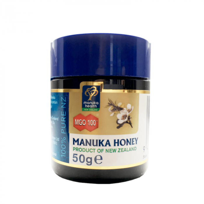 Miere de Manuka MGO 100+ 50g 0