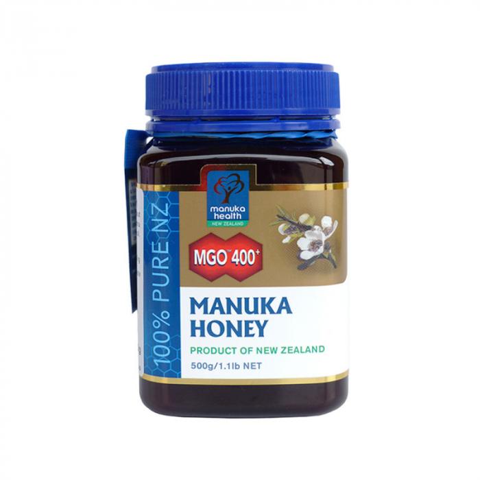 Miere de Manuka MGO 400+ 500g, Apiland 0