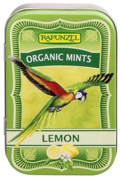 Mints - Drajeuri ecologice de lămâie HIH 0