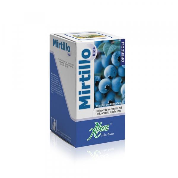 Mirtillo Plus, 70 capsule, Aboca 0