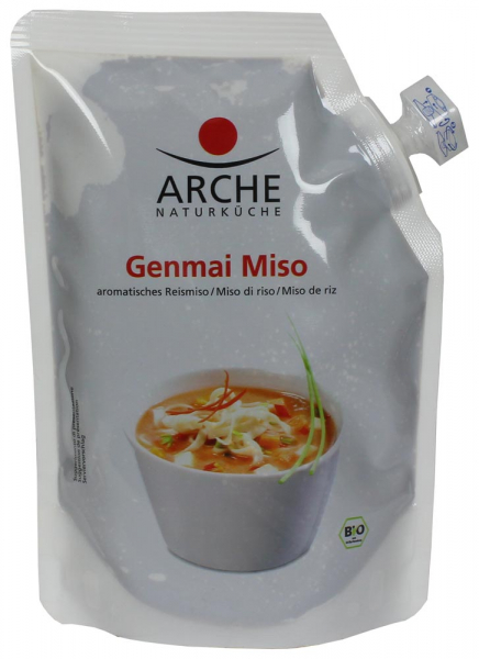 Miso Genmai ecologic [0]