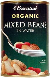 Mix 4 boabe la conserva bio 400g 0