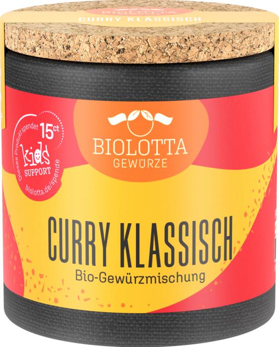 Mix de condimente bio curry clasic [0]