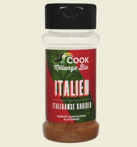 Mix de condimente italian bio 28g Cook 0