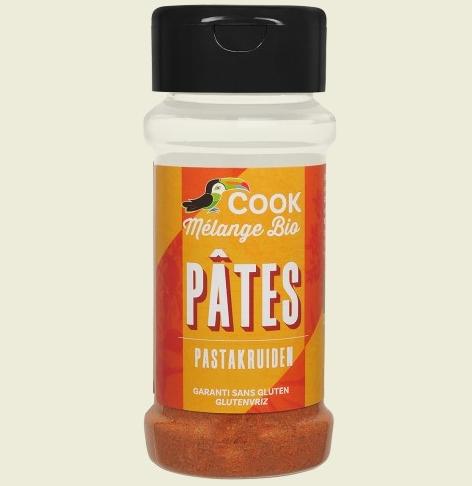 Mix de condimente pentru paste bio 30g Cook 0
