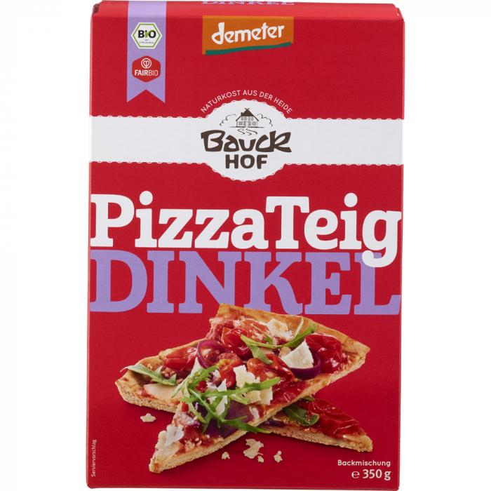 Mix de faina spelta pentru pizza BIO Demeter [0]