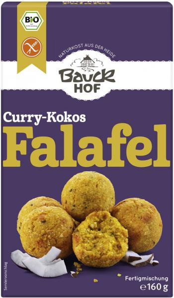 Mix pentru falafel bio curry si cocos 0