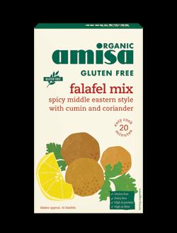 Mix pentru falafel fara gluten bio 160g 0
