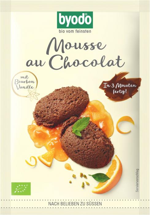 Mix pentru mousse de ciocolata FARA GLUTEN [0]