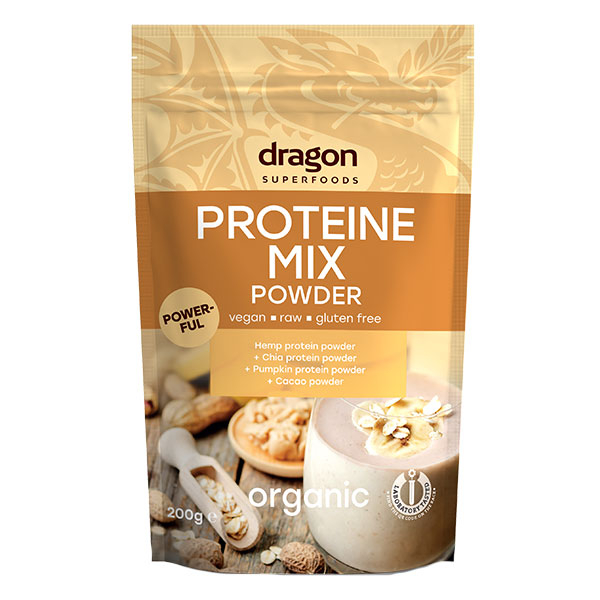 Mix proteic raw eco 200g 0