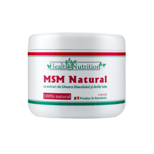 MSM Crema, 200ml 0