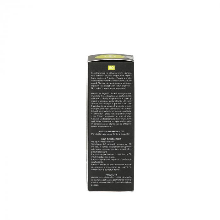 Ulei esential de musetel german bio 15 ml [3]