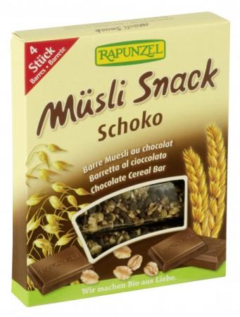 Musli Snack ciocolata 0